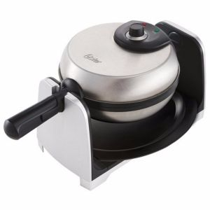 "Oster 1-1/2"" Thick Belgian Flip Waffle Maker"