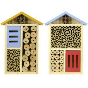 Nature's Way Multi-Chamber Beneficial Insect Bee House