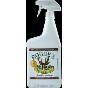 Bobbex Deer Repellent - 32 oz Spray