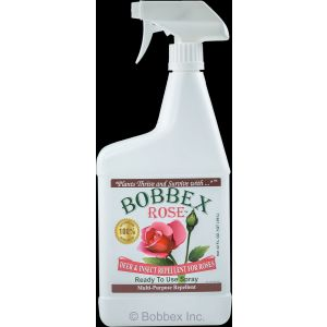 Bobbex Rose Deer and Insect Repellent - 32 oz Spray