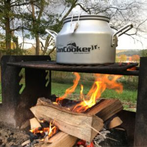 Can Cooker Jr. Campfire Cooking Pot | Seth McGinn