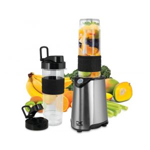 Kalorik Black and stainless steel personal blender