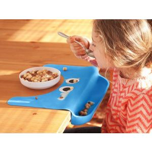 The Cibo Silicone Food Catcher Mat