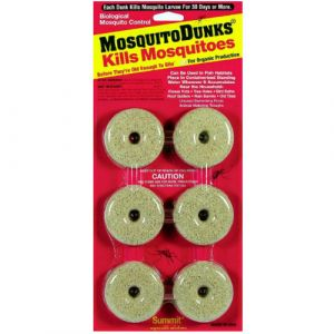 Mosquito Dunks Organic Control – 6 Count