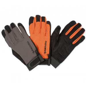 Manswork Synthetic Leather Workglove