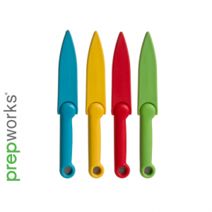Prepworks Food Safety Paring Knives