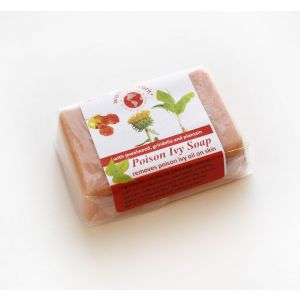 Poison Ivy Jewelweed Bar Soap