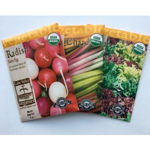 3 Pack Assortment of Closeout Seeds