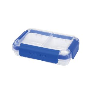 SnapLock 2-Cup Split To-Go Container