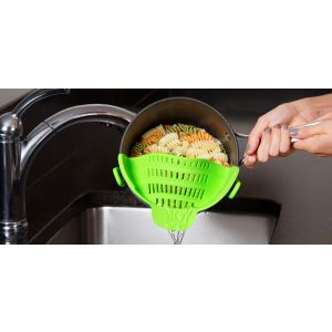 Snap 'n Strain - Snap on Strainer