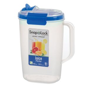 SnapLock 2-Quart Juice Pitcher