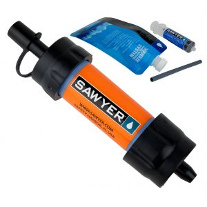 Sawyer Mini Water Squeeze Filtration System