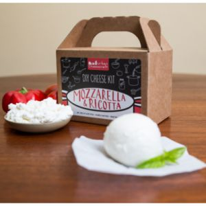 Mozzarella & Ricotta DIY Cheese Kit | Urban Cheesecraft