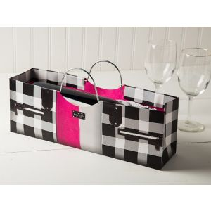 Wine Purse Designer Gift Bag