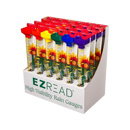 EZ Read High Visibility Jumbo Rain Gauge