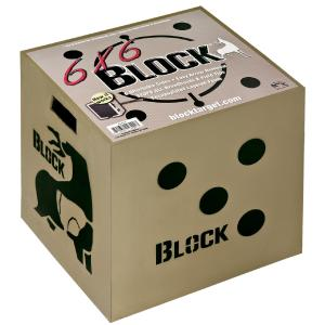 Block 6x6 Sided Archery Target-18